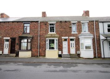 Thumbnail 2 bed terraced house for sale in Cooperative Terrace, Coxhoe, Durham