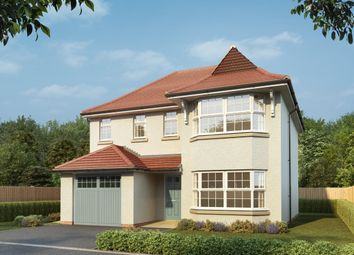 Thumbnail 3 bed detached house for sale in Beckets Rise, Worting Road, Basingstoke, Hampshire