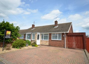 Thumbnail 2 bed semi-detached bungalow to rent in Shire Road, Corby, Northamptonshire