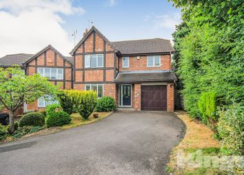 Thumbnail 4 bed detached house to rent in Mill Road, Dunton Green, Sevenoaks