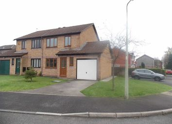 Thumbnail 3 bed semi-detached house for sale in Birch Crescent, Llantwit Fardre, Pontypridd