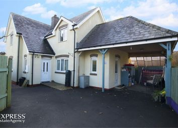 Thumbnail 3 bed detached house for sale in Capel Iwan, Capel Iwan, Newcastle Emlyn, Carmarthenshire