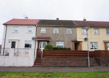 Thumbnail 3 bed terraced house for sale in Thornyflat Street, Ayr