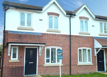 Thumbnail 3 bedroom semi-detached house to rent in Hornsea Road, Oakwood, Derby