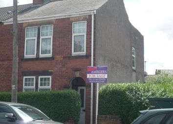 Thumbnail 3 bed terraced house to rent in Old Road, Brampton Chesterfield