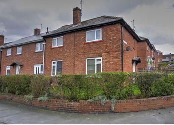 Thumbnail 3 bed terraced house for sale in Rutland Road, Moorside, Consett