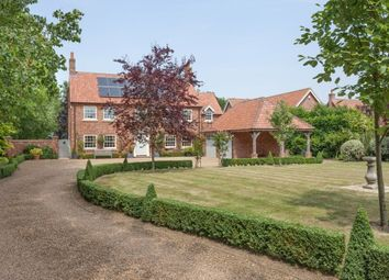 Thumbnail 4 bedroom detached house for sale in Whitwell Road, Sparham, Norwich