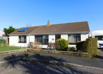 Thumbnail 3 bed detached bungalow for sale in Albertus Gardens, Hayle, Cornwall