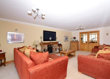Thumbnail 4 bed detached house for sale in Woodchurch Road, Shadoxhurst, Ashford, Kent