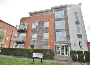 Thumbnail 2 bed flat for sale in Bourdillon Gardens, Basingstoke