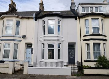 Thumbnail 4 bed terraced house for sale in Greenswood Road, Brixham