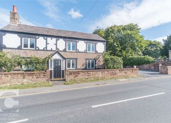 Thumbnail 4 bed detached house for sale in Neston Road, Willaston, Neston, Cheshire