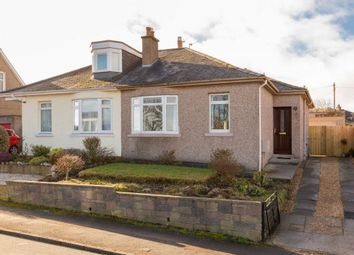 Thumbnail 2 bed semi-detached bungalow for sale in 7 Craigleith Hill Loan, Edinburgh
