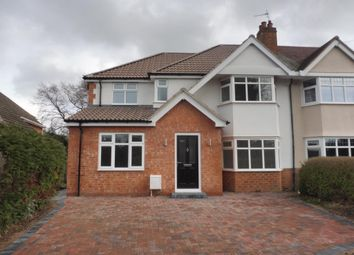 Thumbnail 4 bed property to rent in Lode Lane, Solihull