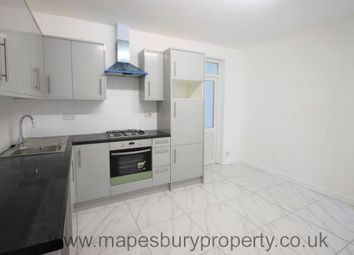 Thumbnail 4 bed terraced house for sale in Gresham Road, Neasden
