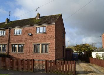 Thumbnail 3 bed semi-detached house for sale in Hyde Close, Roade, Northampton