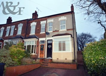 Thumbnail 3 bed terraced house for sale in Somerset Road, Erdington, Birmingham