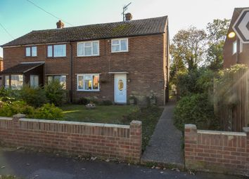 Thumbnail 3 bed semi-detached house for sale in King Georges Avenue, Leiston