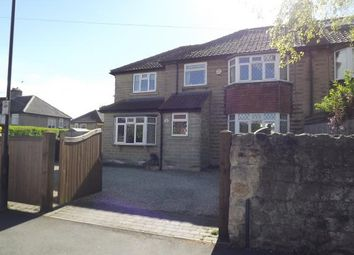 Thumbnail 4 bed semi-detached house for sale in Stockdale Walk, Knaresborough, North Yorkshire
