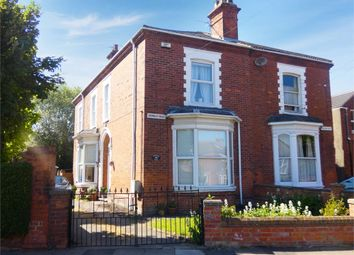 Thumbnail 4 bed semi-detached house for sale in Heneage Road, Grimsby, Lincolnshire