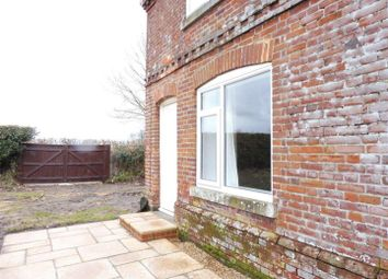 Thumbnail 2 bedroom cottage to rent in Church Lane, Frettenham, Norwich