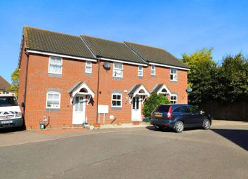 Thumbnail 2 bed terraced house to rent in Warren Close, Horsford, Norwich