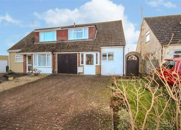 Thumbnail 3 bed semi-detached house for sale in Witfield, Swindon, Wiltshire