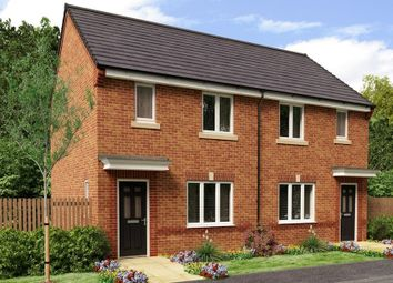Thumbnail 2 bed semi-detached house for sale in Eyre View, Newbold Road, Chesterfield