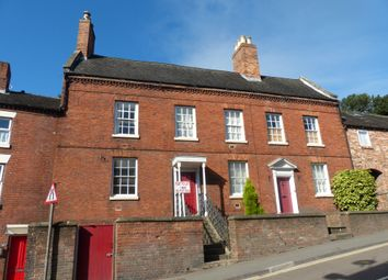 Thumbnail 1 bed flat to rent in Carrington House, Buxton Road, Ashbourne