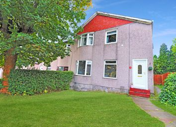 Thumbnail 3 bed flat for sale in Glencroft Road, Glasgow