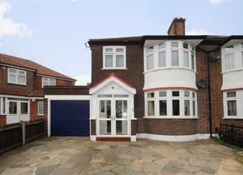 Thumbnail 3 bed property for sale in Downs View, Isleworth
