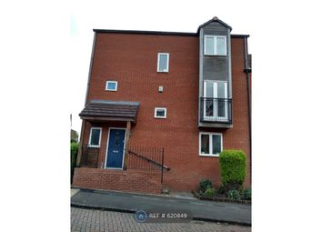 Thumbnail 4 bed end terrace house to rent in Turneys Drive, Wolverton Mill, Milton Keynes