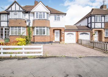 3 bed semi-detached house for sale in Uplands Road, Oadby, Leicester LE2