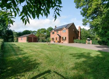 Thumbnail 5 bed detached house for sale in Cathiron, Rugby, Warwickshire