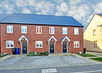 Thumbnail 2 bed terraced house for sale in Catterick Road, Bicester
