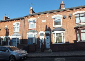 Thumbnail 2 bed terraced house for sale in Frederick Road, Highfields, Leicester