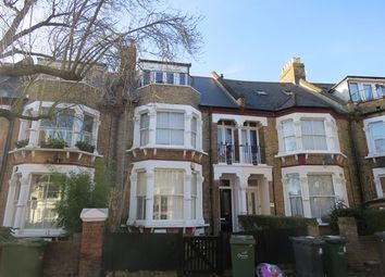 Thumbnail 1 bed flat to rent in Romola Road, London