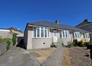 Thumbnail 2 bed semi-detached bungalow for sale in Merrivale Road, Beacon Park, Plymouth