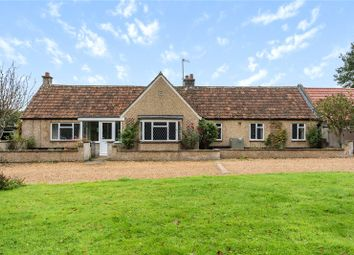 Calne, Wiltshire SN11. 3 bed bungalow for sale