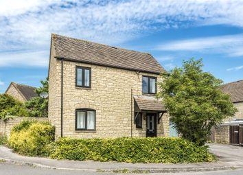Thumbnail 3 bed detached house for sale in Painswick Close, Witney, Oxfordshire