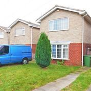 Thumbnail 2 bedroom detached house to rent in Fauconberg Way, Yarm