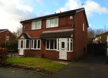Thumbnail 2 bed semi-detached house to rent in St George's Road, Bury