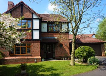 Thumbnail 4 bed detached house for sale in Claytongate Drive, Preston