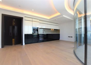 Thumbnail 1 bedroom flat to rent in The Corniche, Albert Embankment, London