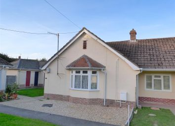 Thumbnail 1 bedroom terraced bungalow for sale in Orchard Avenue, Bridport