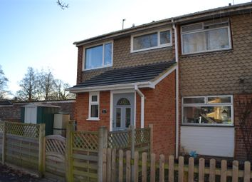 Thumbnail 3 bedroom end terrace house for sale in Stephens Road, Tadley