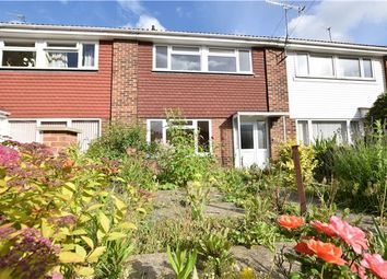 Thumbnail 3 bed terraced house for sale in Hasletts Close, Tunbridge Wells
