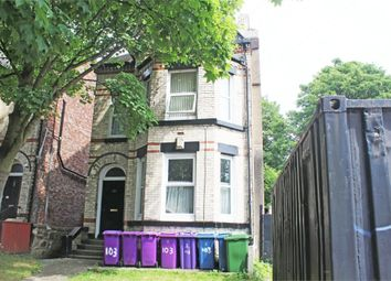 Thumbnail 3 bed detached house for sale in Hartington Road, Toxteth, Liverpool, Merseyside