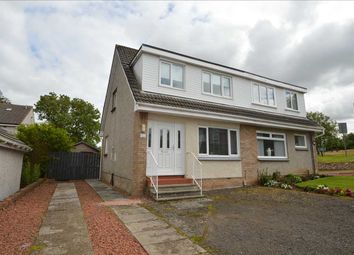 Thumbnail 3 bed semi-detached house for sale in Dunscore Brae, Hamilton