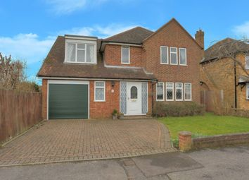 Thumbnail 4 bed detached house for sale in Cherry Hill, Chiswell Green, St.Albans